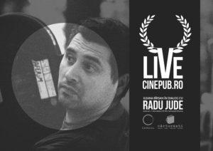 Cinepub LIVE - Ileana Birsan in dialog cu Radu Jude