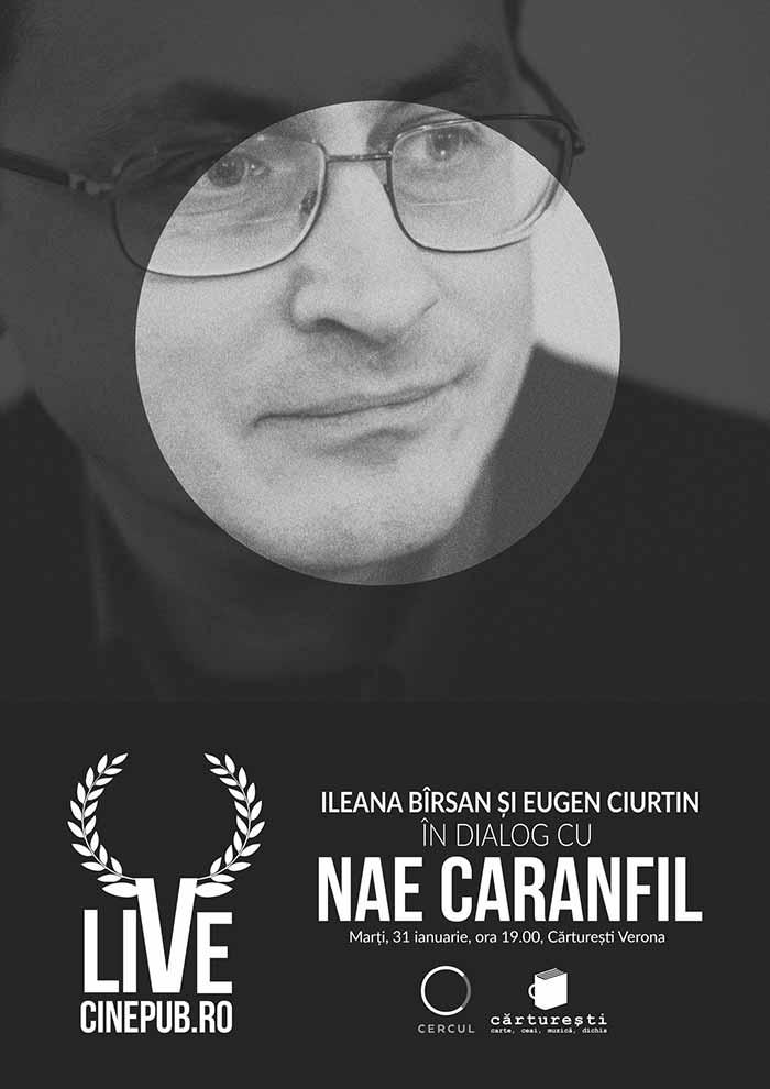 Nae-Caranfil-în-dialog-cu-Ileana-Bîrsan-și-Eugen Ciurtin