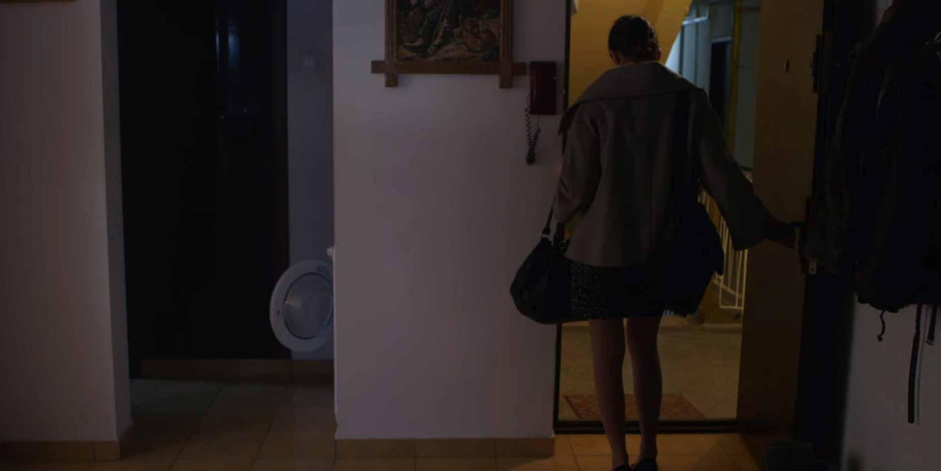 În care eroina se ascunde și apoi are parte de o întâlnire neașteptată - Tudor Cristian Jurgiu