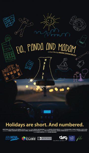 Ela, Panda si Madam de Andrei Ștefan Răuțu