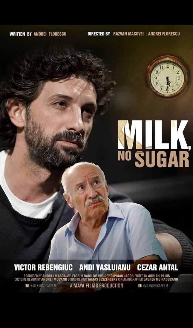 Cu lapte, fara zahar - de Andrei Mașca, Florin Danilov - 2014