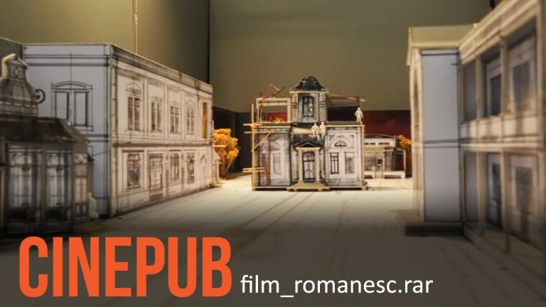 Filme romanesti Undeva la Palilula de SIlviu Purcarete - Making of