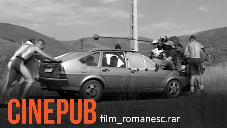 Filme romanesti-Ursul - Dan Chisu - making of