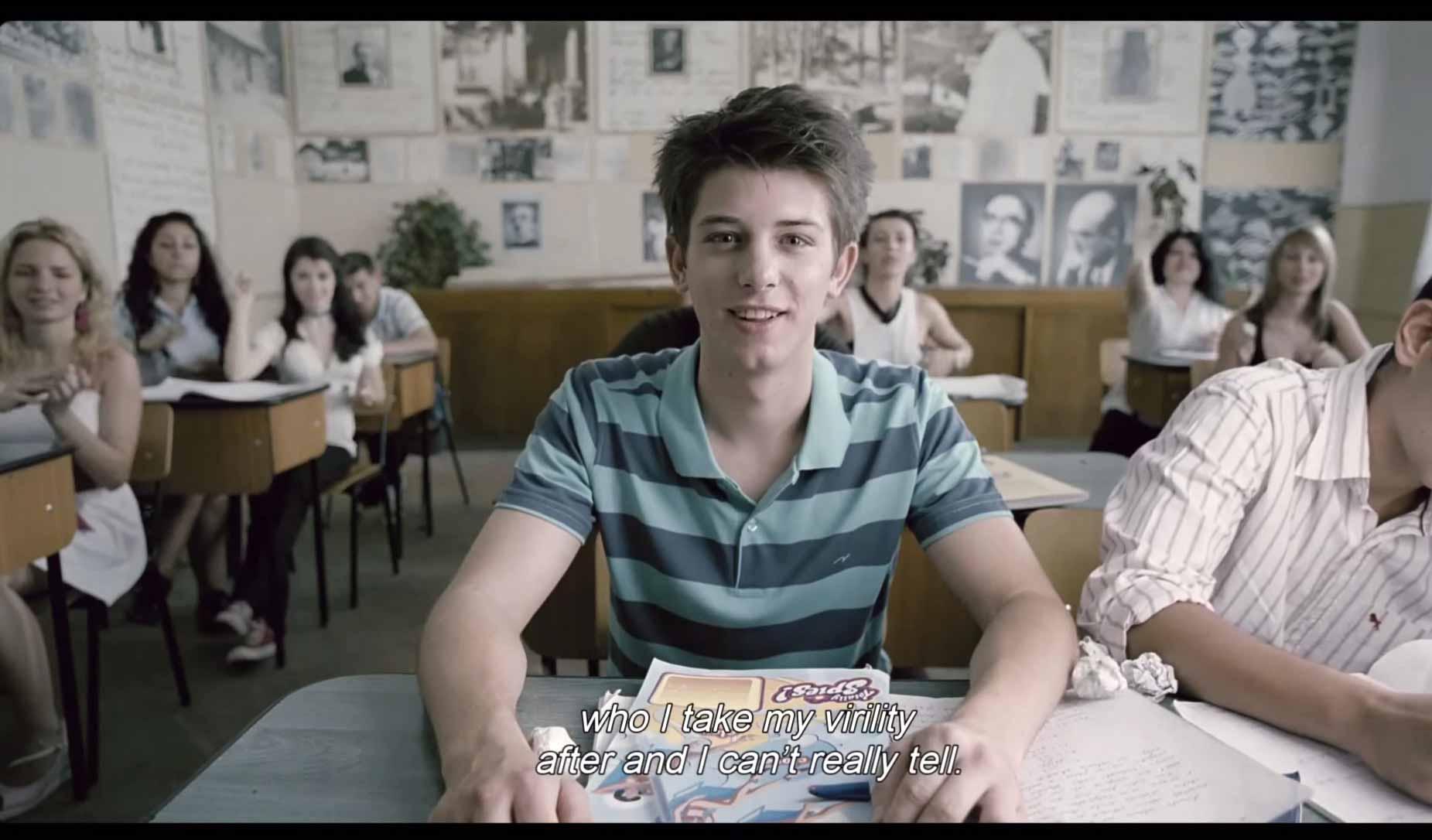 Buna, ce faci? - de Alexandru Maftei - 2011