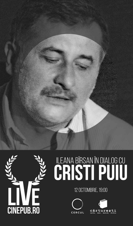 CINEPUB LIVE - Ileana Birsan - Cristi Puiu