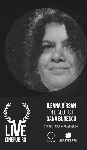 CINEPUB LIVE - Ileana Birsan - Dana Bunescu