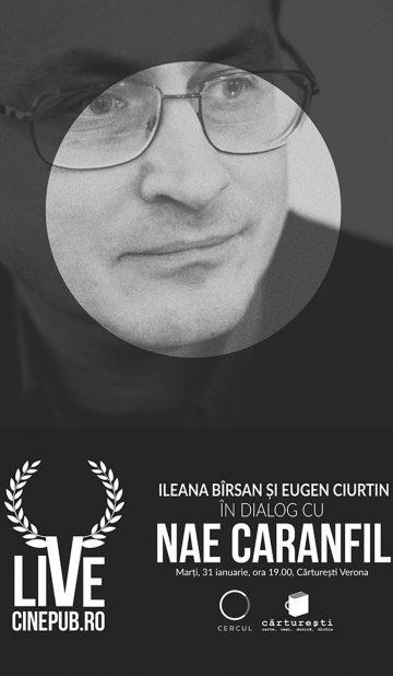 CINEPUB LIVE - Ileana Birsan - Nae Caranfil