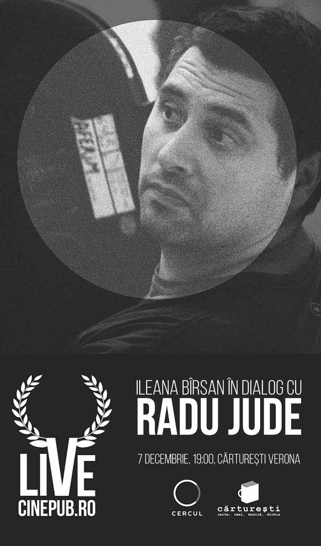 CINEPUB LIVE - Ileana Birsan - Radu Jude