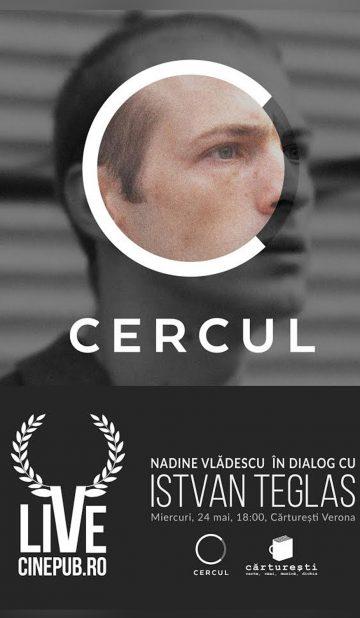 CINEPUB LIVE - Istvan Teglas - Nadina Vladescu