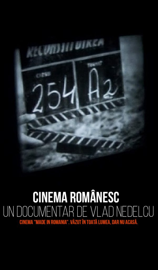 Cinema romanesc de Vlad Nedelcu - CINEPUB