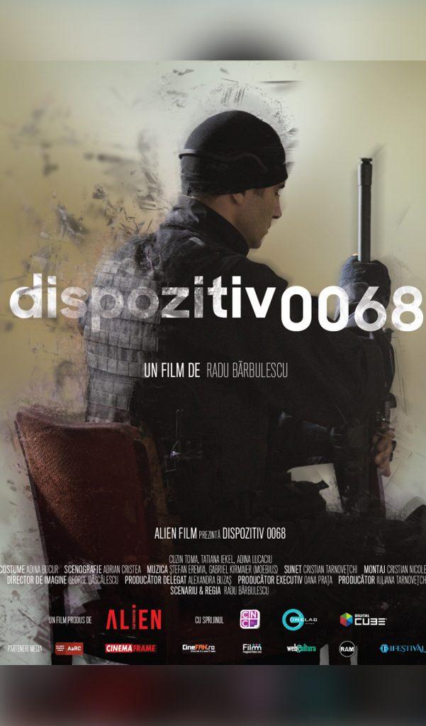 Dispozitiv 0068 de Radu Bărbulescu - CINEPUB