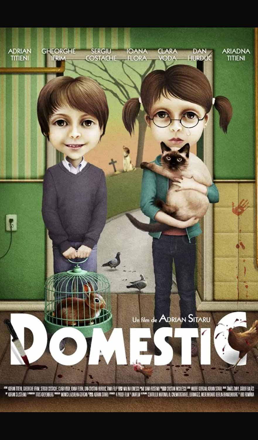 Domestic de Adrian Sitaru - CINEPUB