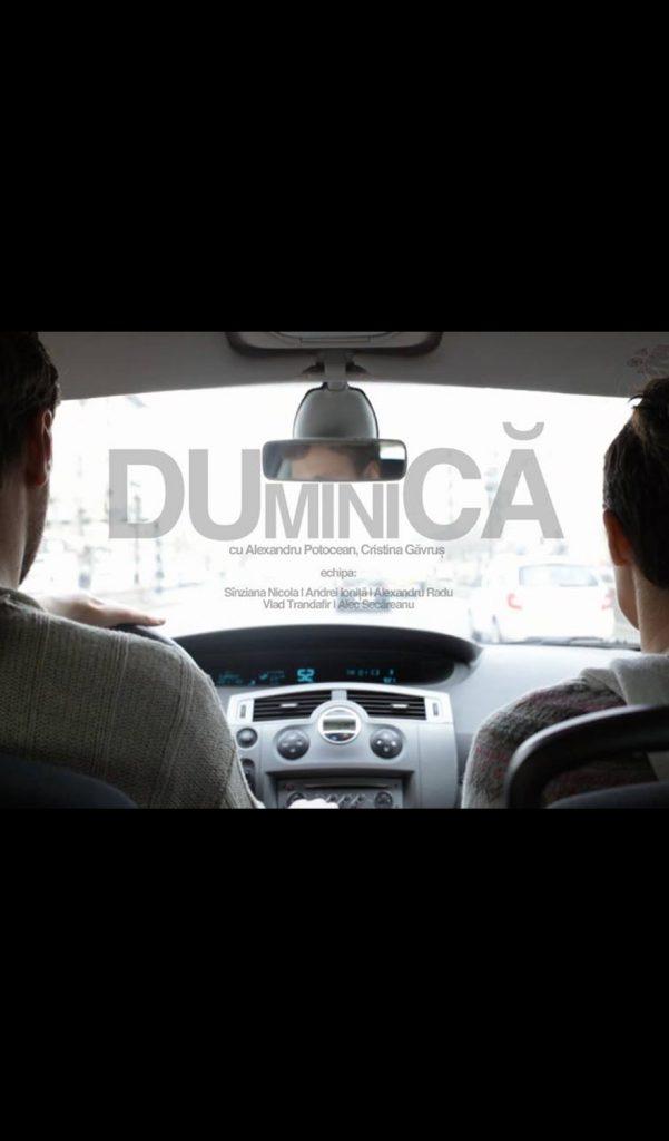 Duminica de Sînziana Nicola - CINEPUB