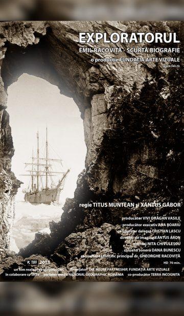 Exploratorul de Titus Muntean, Xántus Gábor - CINEPUB