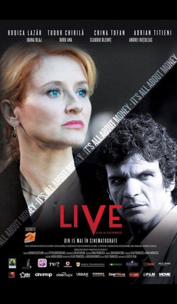 Live de Vlad Păunescu - CINEPUB