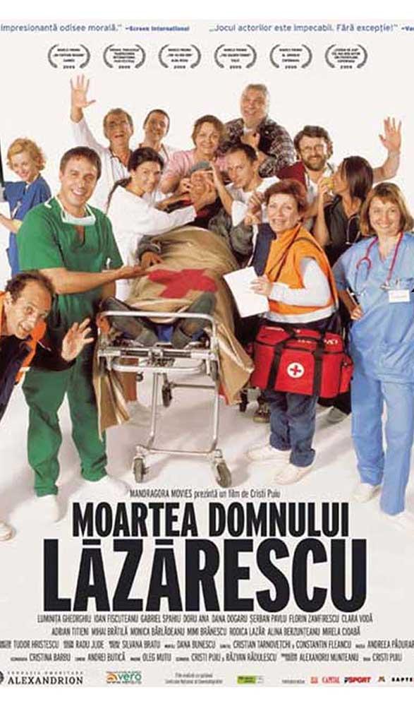 Filme romanesti-Moartea Domnului Lăzărescu de Cristi Puiu - CINEPUB