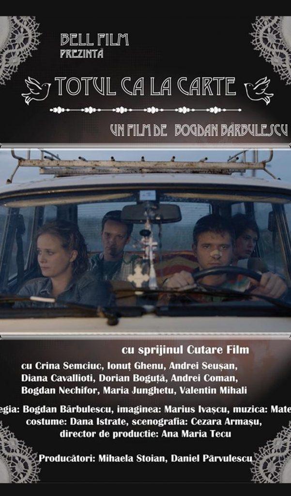 Totul ca la carte de Bogdan Bărbulescu - CINEPUB