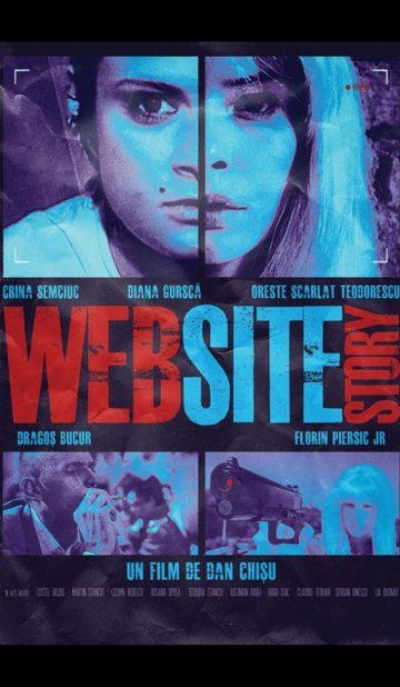 WebSite Story de Dan Chisu - CINEPUB