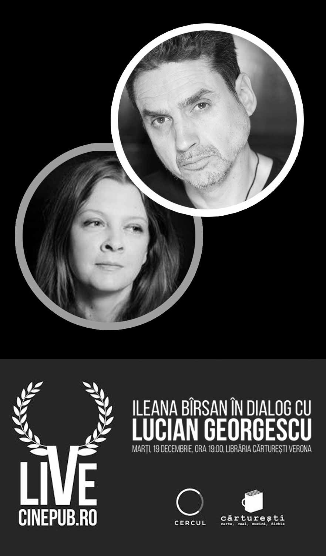 CINEPUB LIVE - Ileana Birsan - Lucian Georgescu