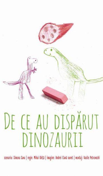 De ce au disparut dinozaurii - Mihai Ghiță - CINEPUB