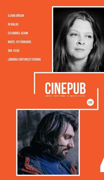 CINEPUB LIVE - Ileana Birsan - Gabriel Achim