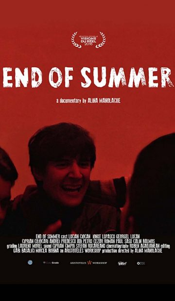 End of Summer - afis - web