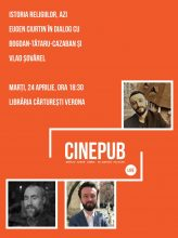 CINEPUB LIVE - Eugen Ciurtin - Bogdan Tataru Cazaban - Vlad Sovarel