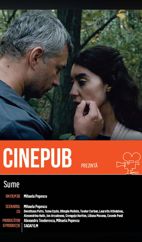 Sume - de Mihaela Popescu - CINEPUB