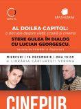 CINEPUB LIVE-filme romanesti- - Lucian Georgescu in dialog cu Stere Gulea