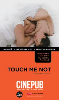 CINEPUB LIVE - Touch me not