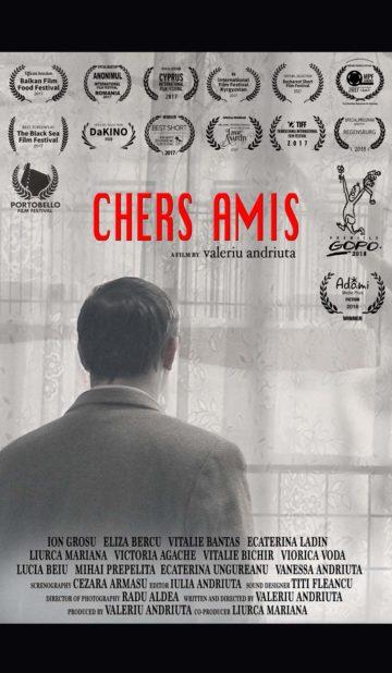 Chers Amis - Valeriu Andriuta - CINEPUB