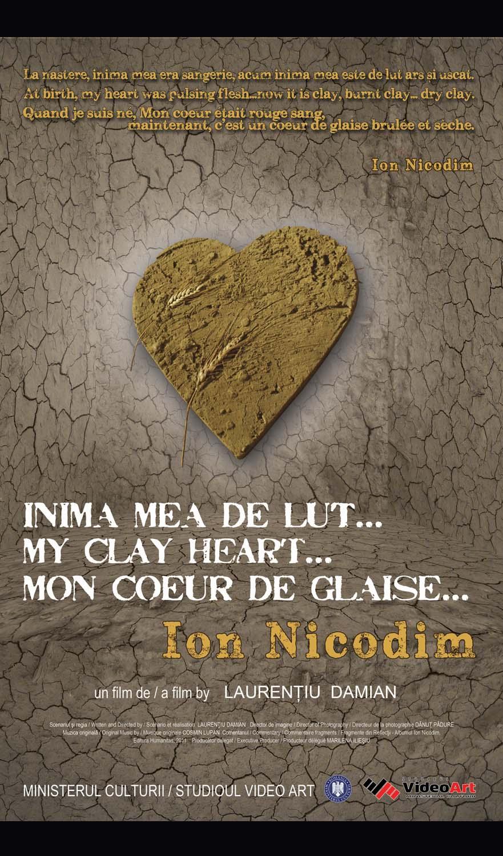 Inima mea de lut - Ion Nicodim - CINEPUB - documentar