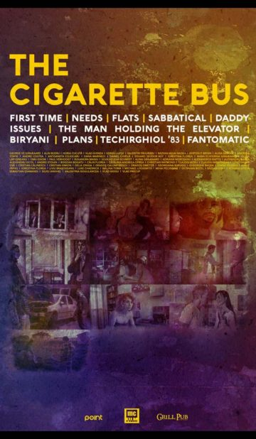 Tigara de dupa - Film omnibus - CINEPUB