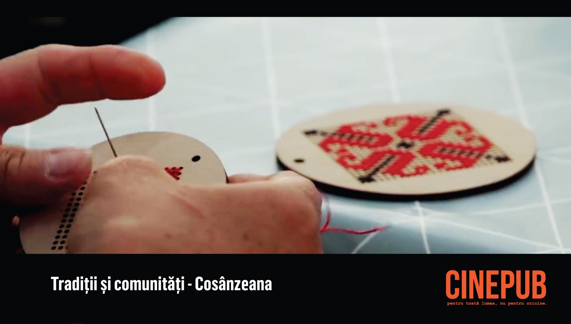 Traditii Creative - Consanzeazan - documentar - CINEPUB