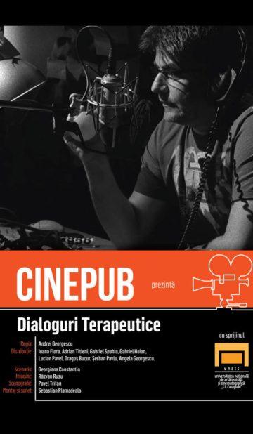 Dialoguri terapeutice - de Andrei Georgescu - CINEPUB scurtmetraj
