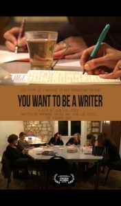 You want to be a writer - by Jean-Luc Cesco - CINEPUB documentary