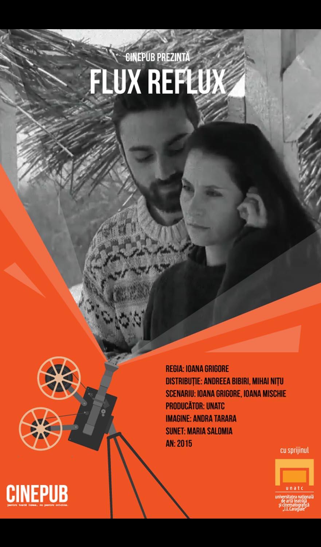 Flux Reflux - de Ioana Grigore - Cinepub & UNATC