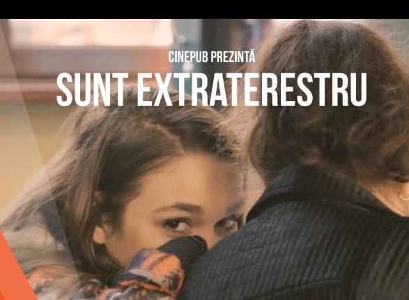 Sunt Extraterestru - de Ivașcă Emy Mirel - CINEPUB