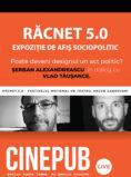 Răcnet 5 - Expoziție de afiș sociopolitic - Serban Alexandrescu in dialog cu Vlad Tausance | CINEPUB Live