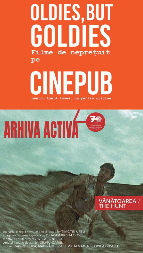Vanatoarea - scurtmetraj UNATC - Arhiva Activa