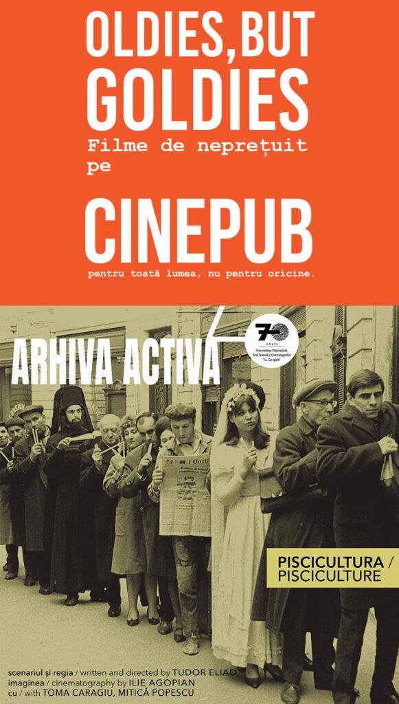 Piscicultura - scurtmetraj UNATC - CINEPUB
